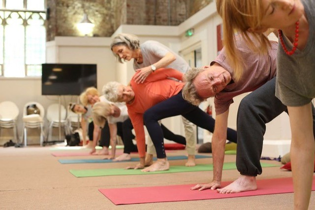 Yoga with Luci Barnes