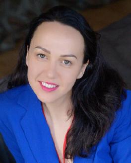 Elena Cass, Bookkeeper Meditatio Centre London