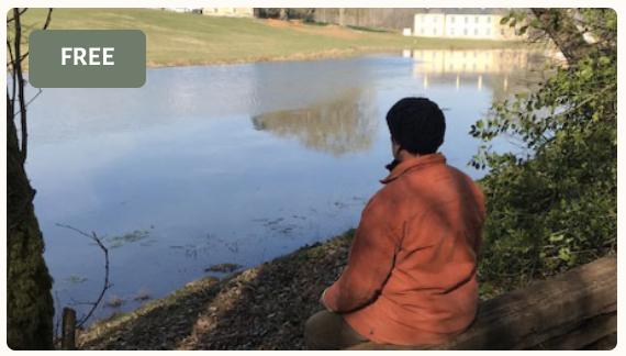 Building a Meditation Habit Free Course through the WCCM