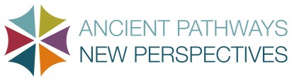 Ancient Pathways New Perspectives Logo
